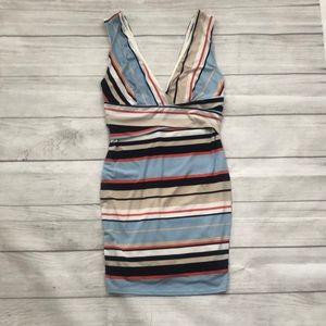 Striped Bodycon Dress from FashionNova